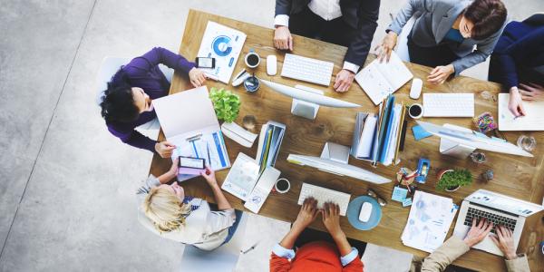 Hoe een moderne werkplek plannen en dromen doet uitkomen