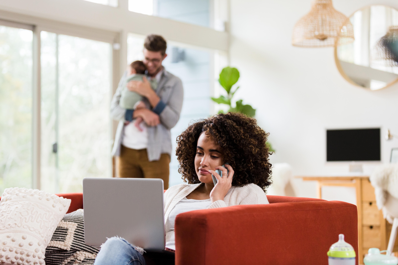 Work-life balance voor thuiswerkers